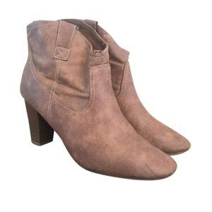 Old Navy Western Ankle Boots/Booties 8